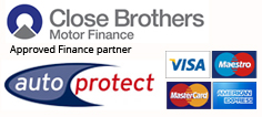 close brothers finance - auto protect - visa maestro master card american express